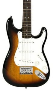 Squier-by-Fender-Mini-Strat-Electric-Guitar-Bundle-with-Clip-On-body